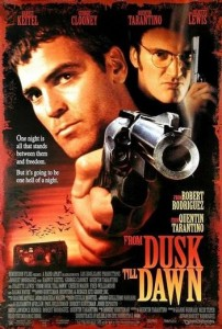 From Dusk Til Dawn Movie Poster