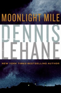 Book Cover for Dennis Lehane's Novel Moonlight Mile