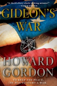 Gideon's War Book Cover