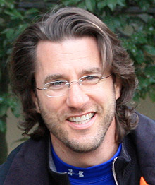 Writer Barry Eisler