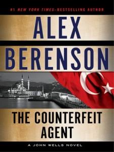 Alex Berenson the Counterfeit Agent
