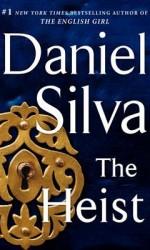 Thriller the Heist by Daniel Silva