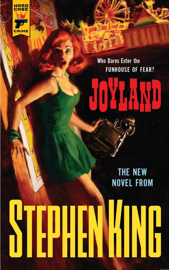 Stephen King Joyland Book Cover
