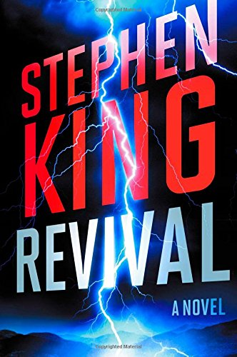 revival by stephen king book cover
