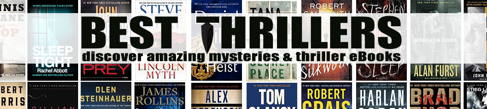 Best Thriller Books and Thriller Book Reviews