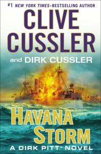 Havana Storm by Clive Cussler