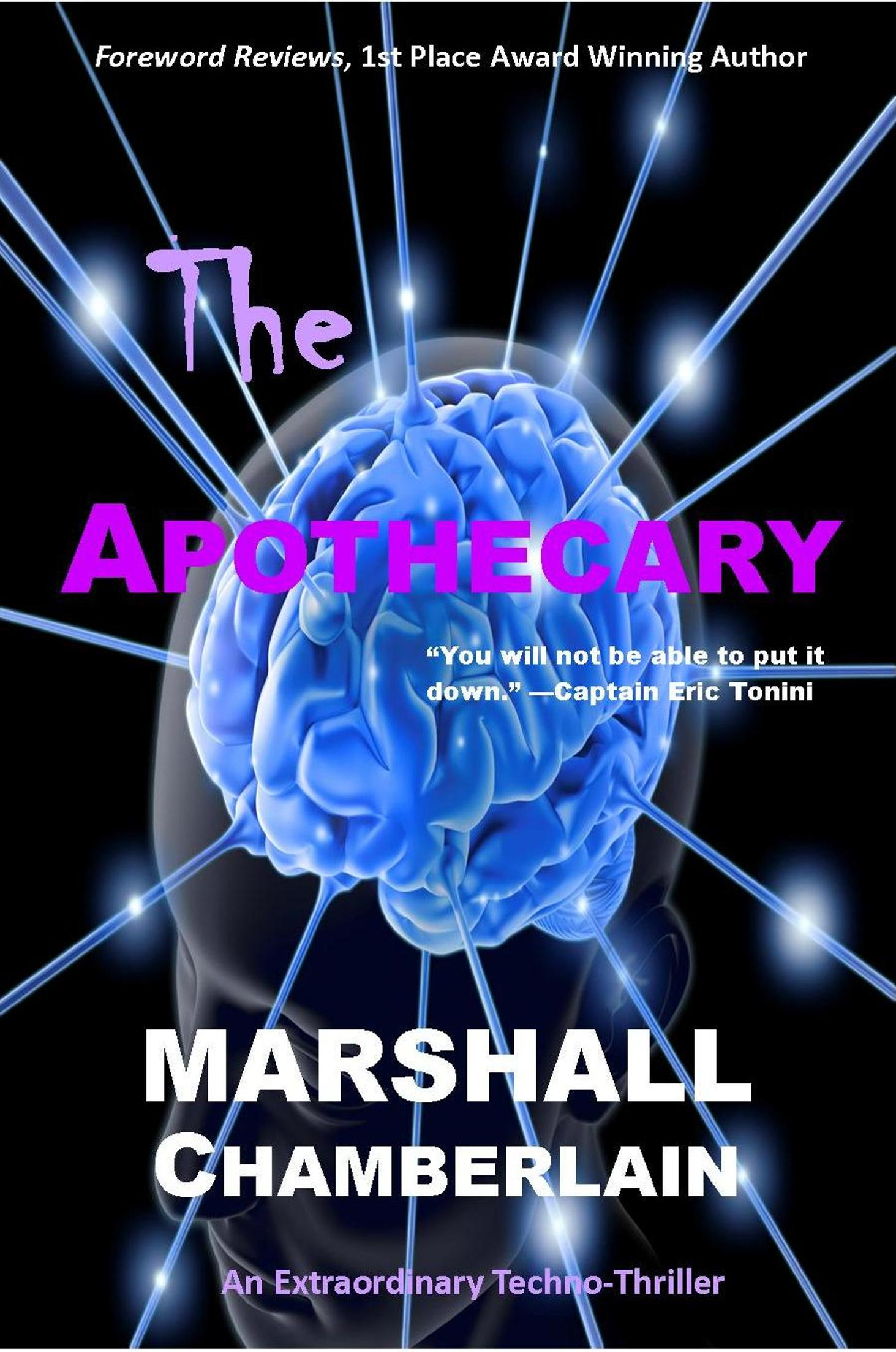 The Apothecary by Marshall Chamberlain