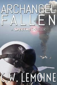 Archangel Fallen by CW Lemoine