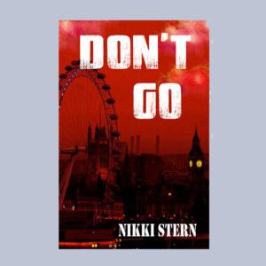 Don't Go by Nikki Stern