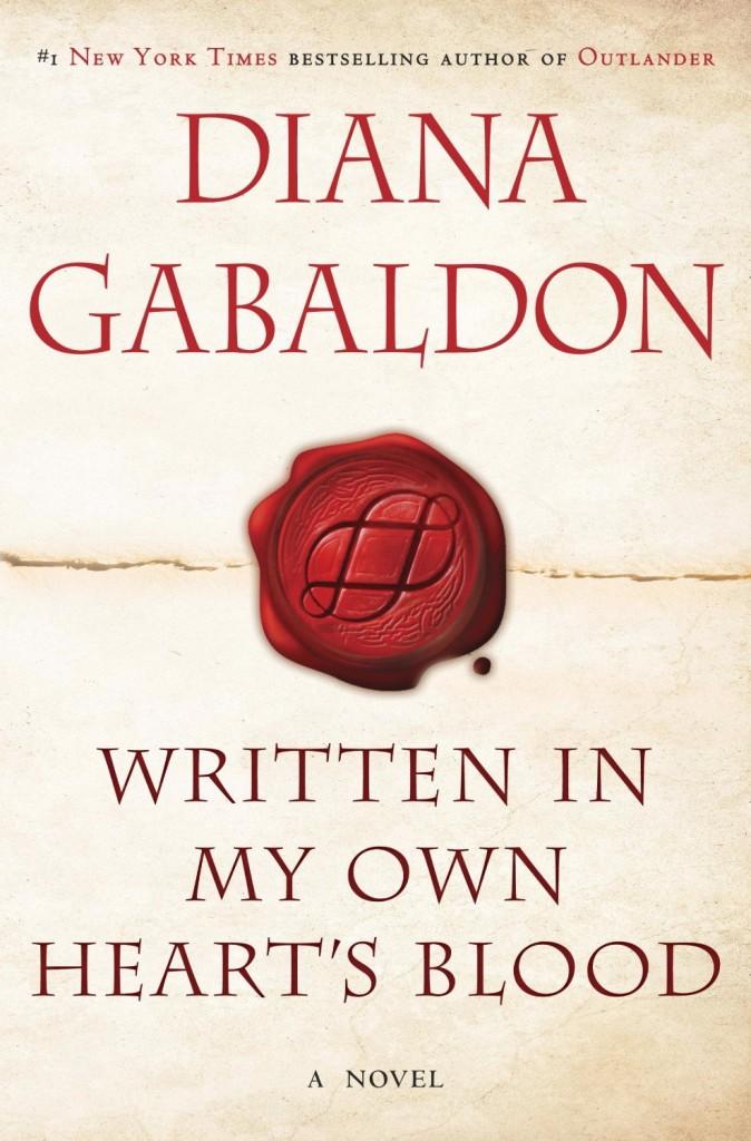 Outlander Series - Written in my own hearts blood