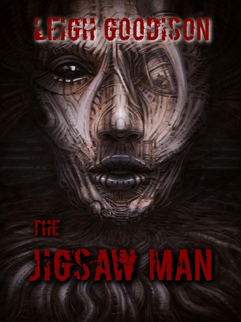 The Jigsaw Man front cover