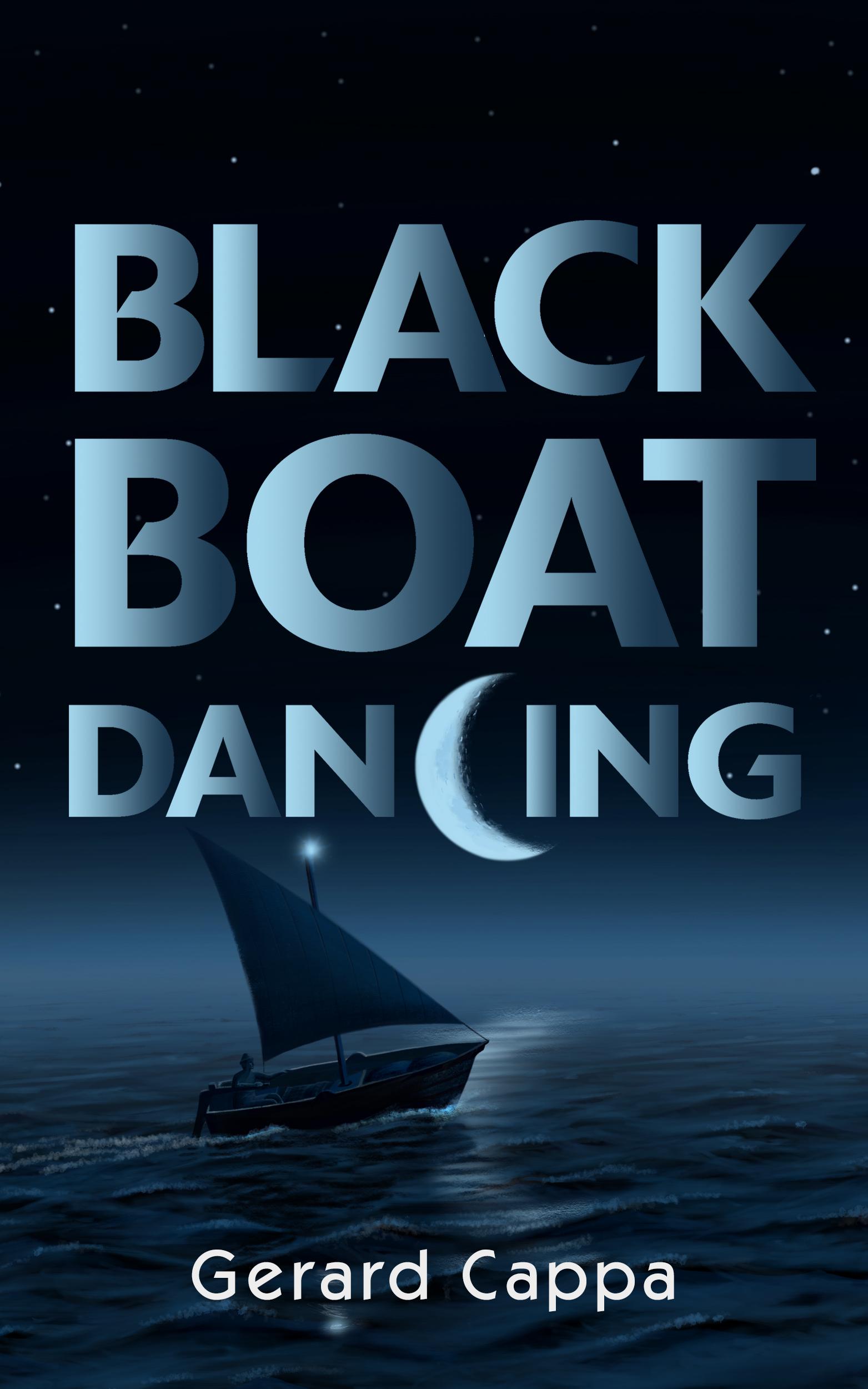 Black Boat Dancing Cover