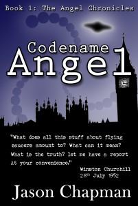 Codename Angel by Jason Chapman
