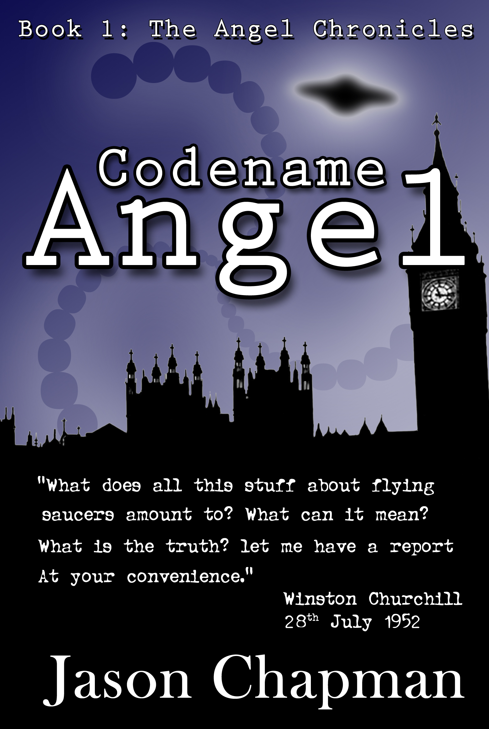 Codename Angel by Jason Chapman