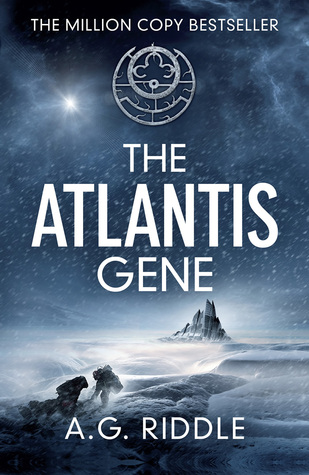 The Atlantis Gene by AG Riddle