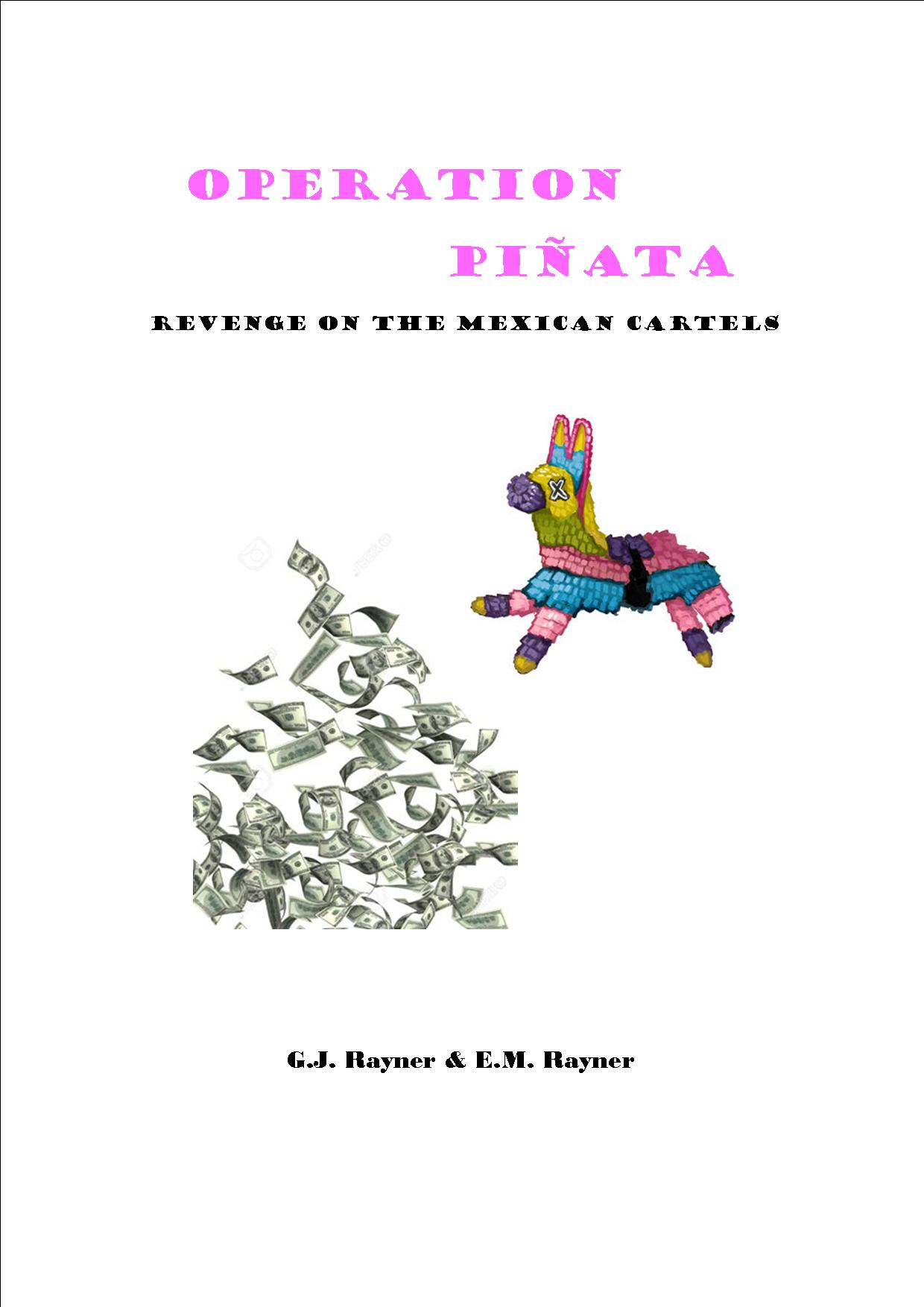 Pinata cover sample   Best Thriller Books and Thriller Book