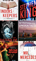 List of the best Stephen King Books
