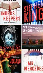 List of the best Stephen King Books