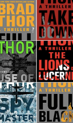 Brad Thor Best Books