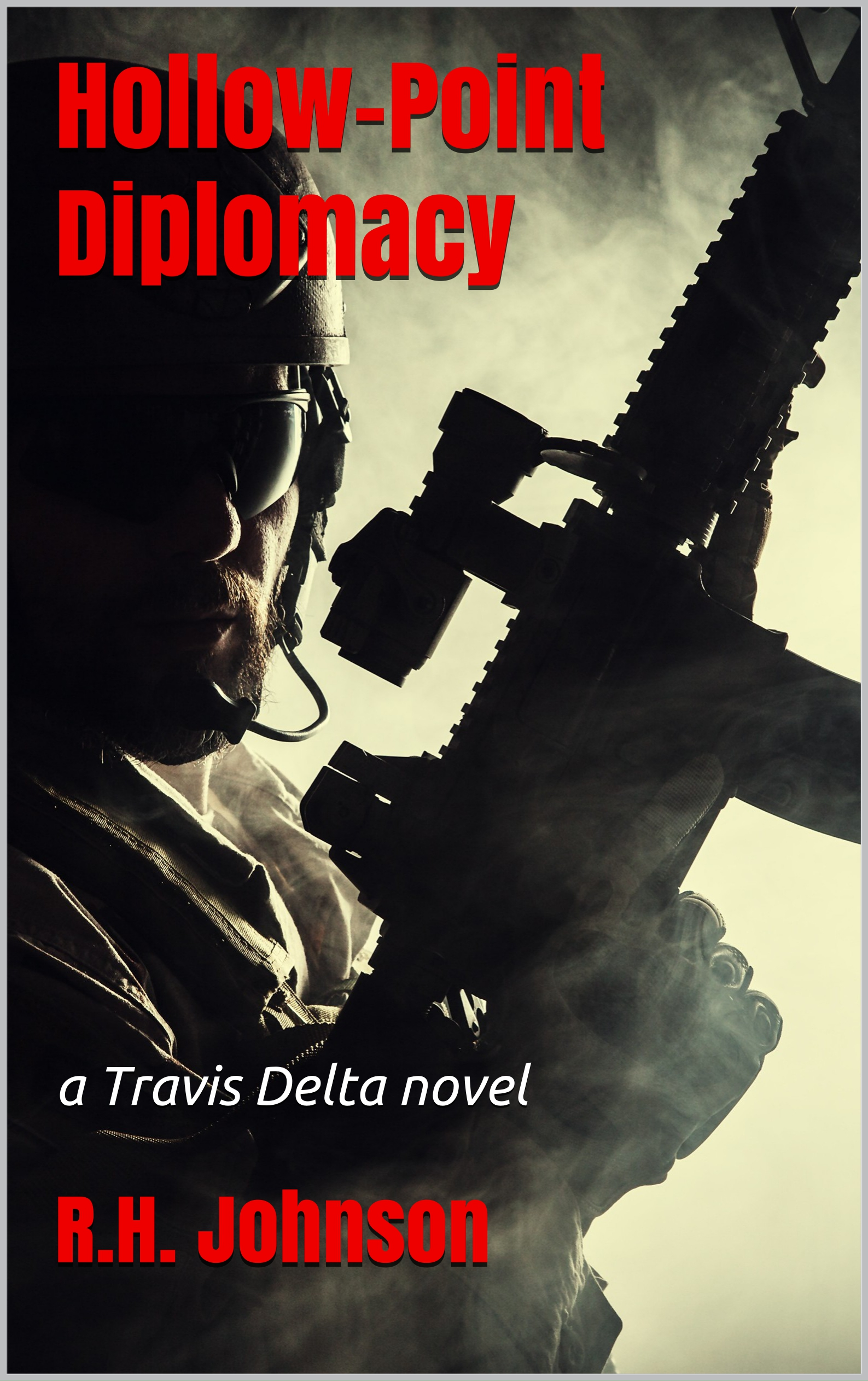 hollow point ebook cover | Best Thriller Books and Thriller Book Reviews