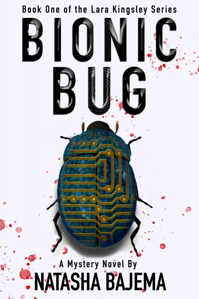 Bionic Bug, One of the Year's Best Thrillers