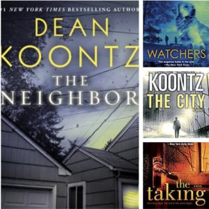 The best Dean Koontz books