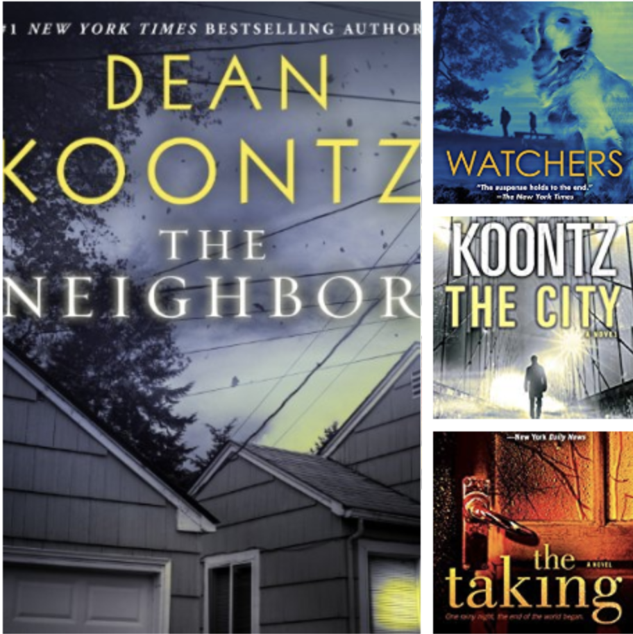 The best Dean Koontz books